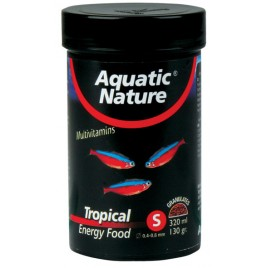 Aquatic Nature Tropical Energy food small 124ml