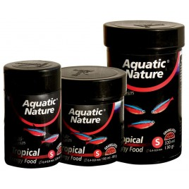 Aquatic Nature Tropical Energy food small 3000 ml