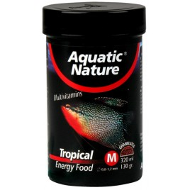 Aquatic Nature Tropical Energy food medium 124ml