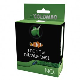 Colombo marine NO3 test