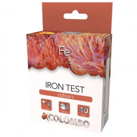 Colombo marine iron test (colour 3)