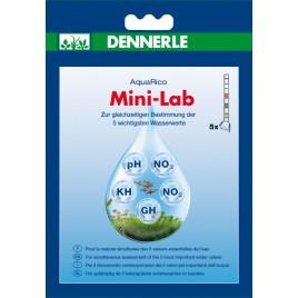 DENNERLE AquaRico Mini-Lab test (5 pièces)