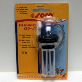Sera lampe UV-C 5w + bague d'étanchéité