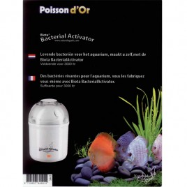 Biota eau douce activator pour 3000L