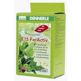 Dennerle E15 FerActive 100 tablettes
