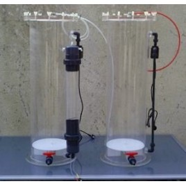 AMS DaStaCo ExT Reactors ExT9 (9000L) 75x150x45cm (LHL)