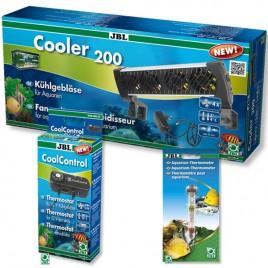 Kit JBL Cooler 200 + Coolcontrol + thermomètre JBL (offre spécial)