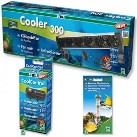 Kit JBL Cooler 300 + Coolcontrol + thermomètre JBL (offre spécial)