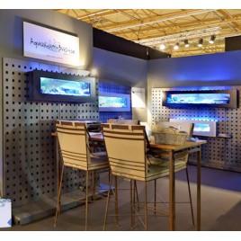 Installation aquarium  -3VIS-ION (nous contacter)