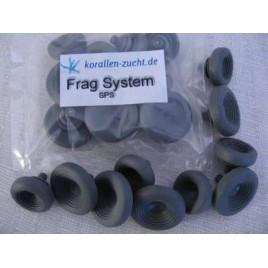"""ZEOVIT Frag System SPS"""" Système de bouturage pour SPS"""" 10 pièces"""