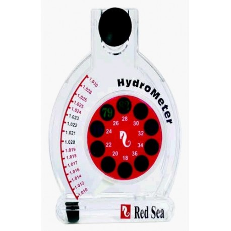 Red Sea Hydromètre + thermomètre