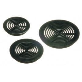 Aqua medic grille ronde 40mm noire