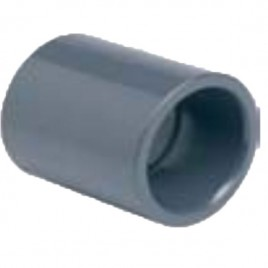 Manchon PVC à coller dia 12