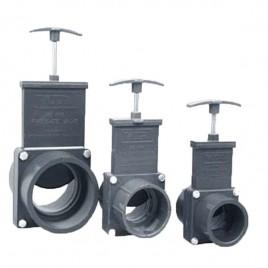 Vanne guillotines Diamètre 110 mm
