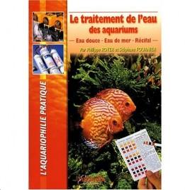le traitement de l'eau des aquariums (Eau douce, Eau de mer, Récifal)