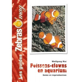 guide Zebraso'mag Poissons-Clowns en aquariums