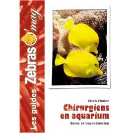 guide Zebraso'mag Chirurgiens en aquarium