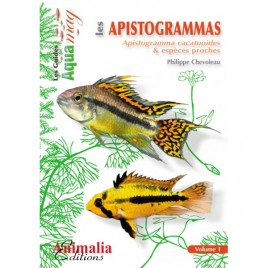 Guide Aquamag - Les Apistogrammas