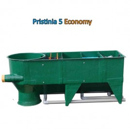 Pristinia 5 chambres Eco Gravity 25m3