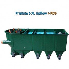 Pristinia XL -new- 5 chambres RDS+Upflow+air Gravité 30m3