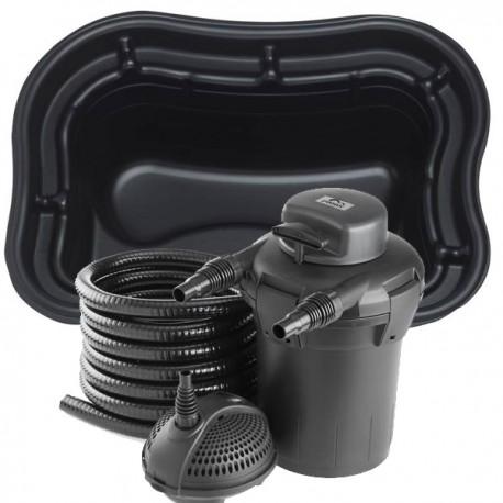 kit de filtration bassin pr form 500 litres. Black Bedroom Furniture Sets. Home Design Ideas