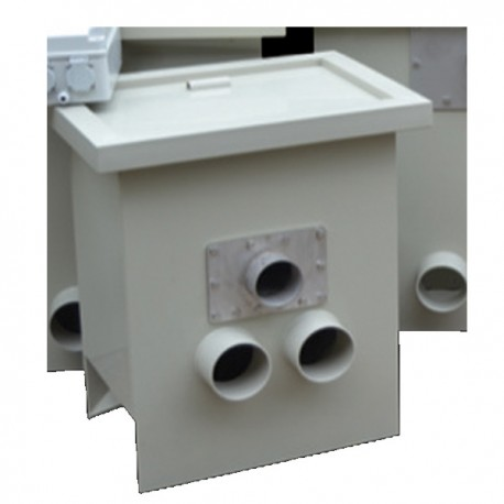 Filtre bassin profidrum eco 45 20 for Filtre bassin poisson
