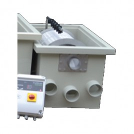 Filtre bassin ProfiDrum Eco 45/40
