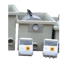 Filtre bassin ProfiDrum Eco 55/40