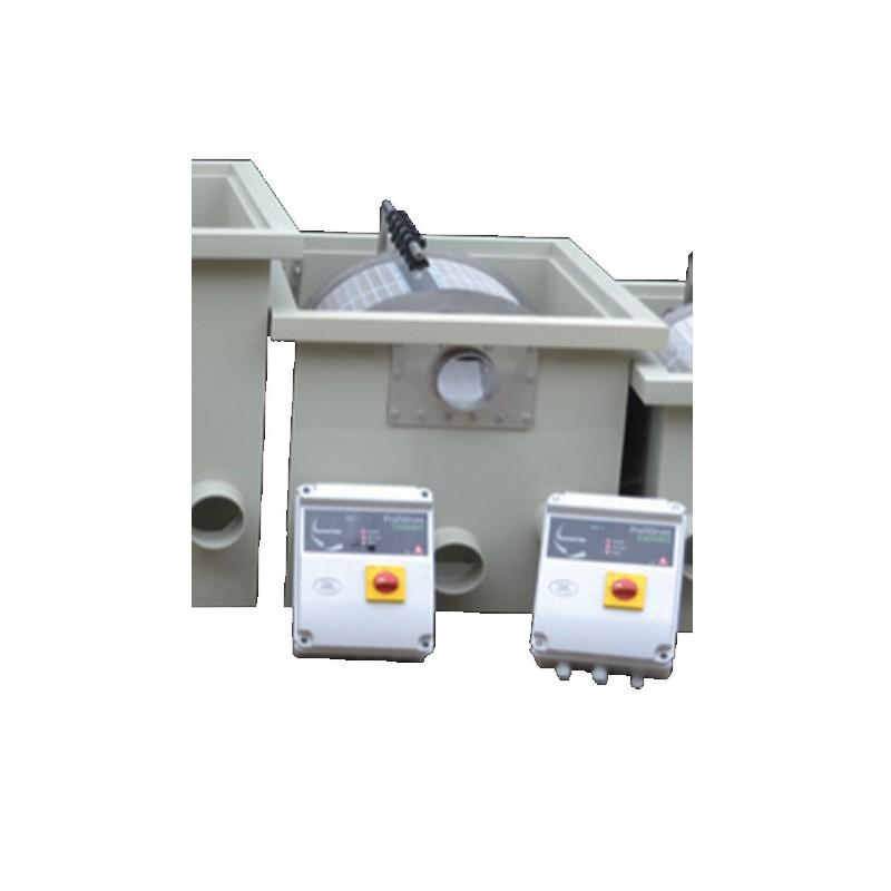 Filtre bassin profidrum eco 55 40 for Filtre bassin