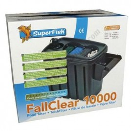 Superfish Fallclear 10000 & waterfall