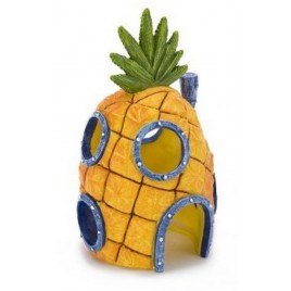 Decor SBR41 Maison Ananas Bob l'éponge XXL 19x10cm