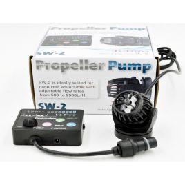 Jecod pompe SW-2 - 500/h à 2500 l/h avec pilotage électronique wireless