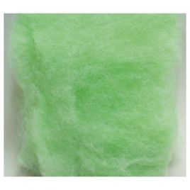 ouate filtrante verte grosses fibres 250 gr