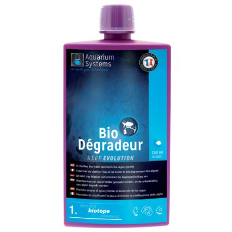 Reef evolution Bio dégradeur 250ml