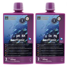 Aquarium Systems Reef evolution 3 ReefTonic 1&2  500ml