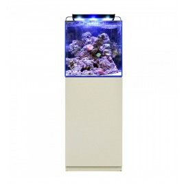Blue marine reef 125 aquarium blanc