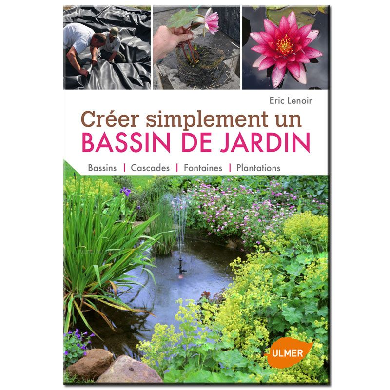 Cr er simplement un bassin de jardin for Creer bassin poisson