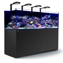 Reefer™ Deluxe XXL 750 Noir (4 ReefLED et 4 potences)