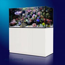 Aqua Medic aquarium  Xenia 160 blanc brillant 525 litres