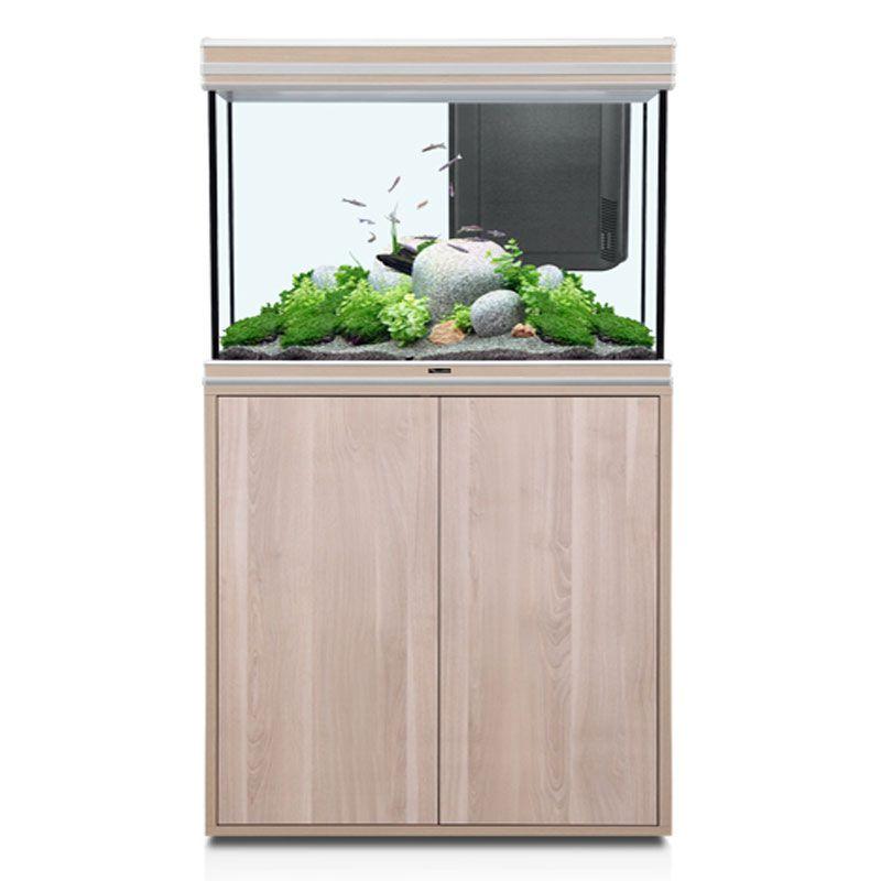 aquatlantis aquarium fusion 70 70x50x65cm clairage led. Black Bedroom Furniture Sets. Home Design Ideas