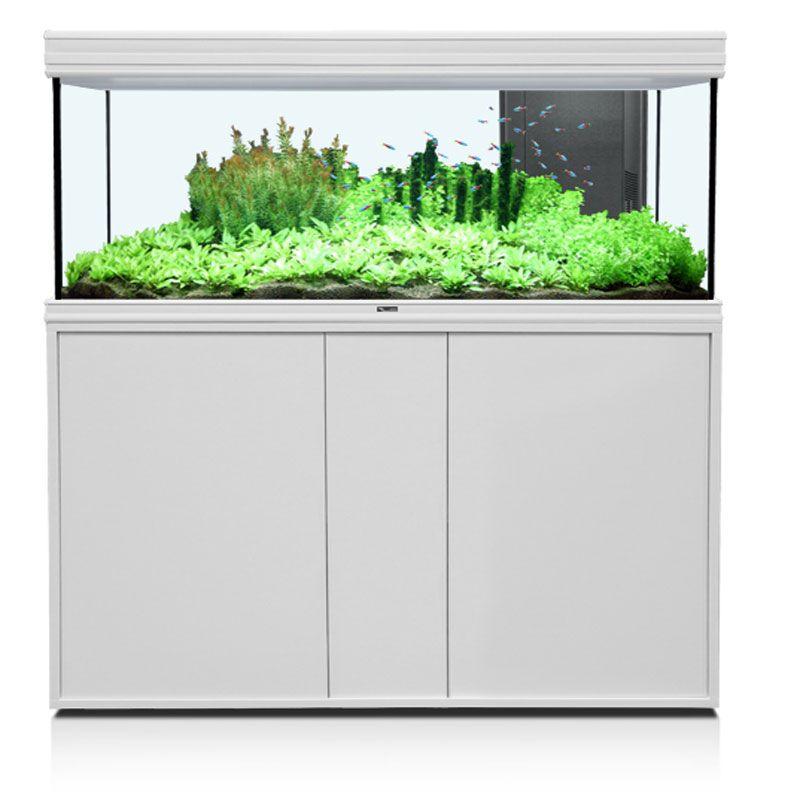 Aquatlantis aquarium fusion 120x50x70cm clairage led - Eclairage led aquarium ...