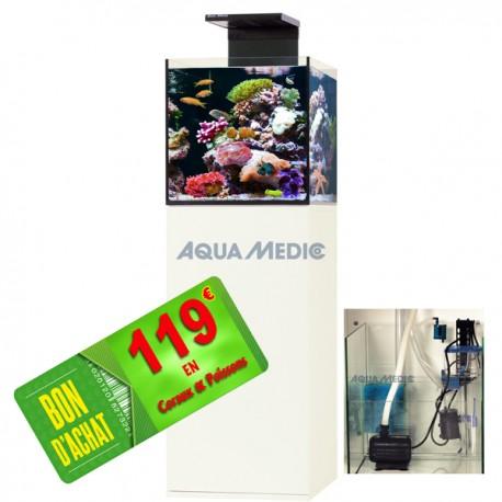 Aqua Medic Cubicus CF avec cuve technique et le meuble