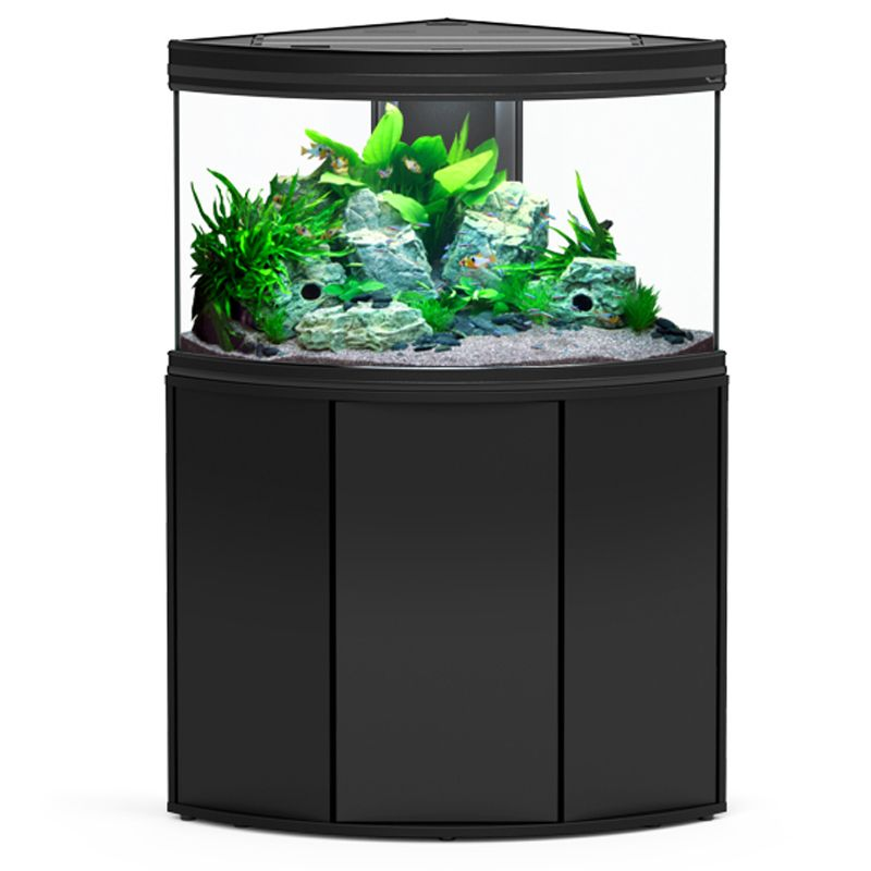 aquatlantis fusion corner 100 complet avec meuble. Black Bedroom Furniture Sets. Home Design Ideas