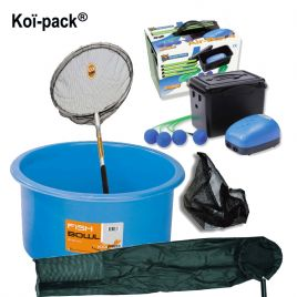 Pack accessoires 2 pour pêche et manipulation des Kois jusque 60 cm