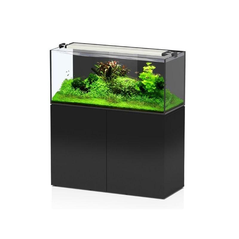 Aquatlantis aquarium aquaview 120 complet eau douce for Eau douce aquarium