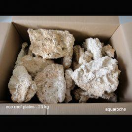 AQquaroches Eco reef plates 23kg