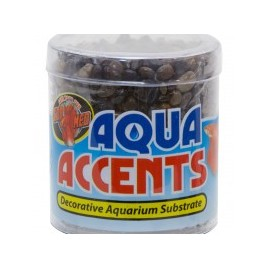 Zoomed gravier aqua accents dark river 227gr