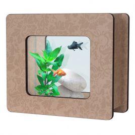 Aquarium Nano Fashion Vision 2 brun