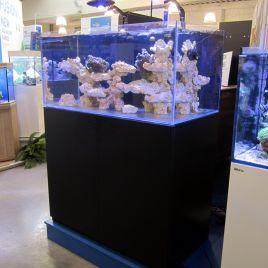 Aquarium récifal Horizon BM 350 noir 360litres équipé