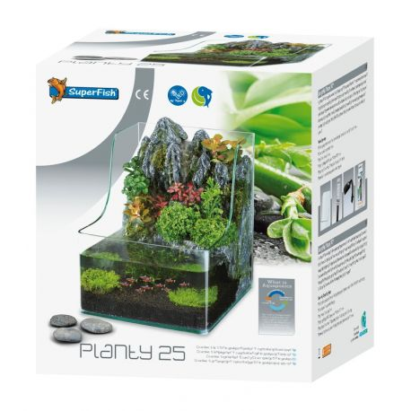 Superfish aquarium Planty 25